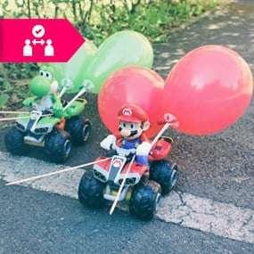 Mario Kart Battle Covid-19-Safe für lustiges Teambuilding