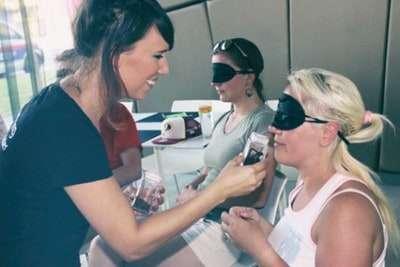 Teambuilding Übung Regionale Blindverkostung