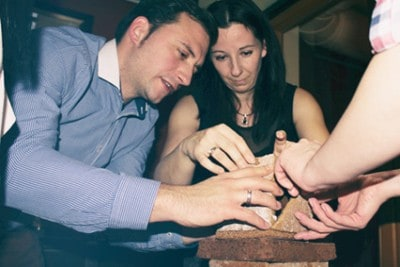 Teambuilding Übung Lebkuchenhaus