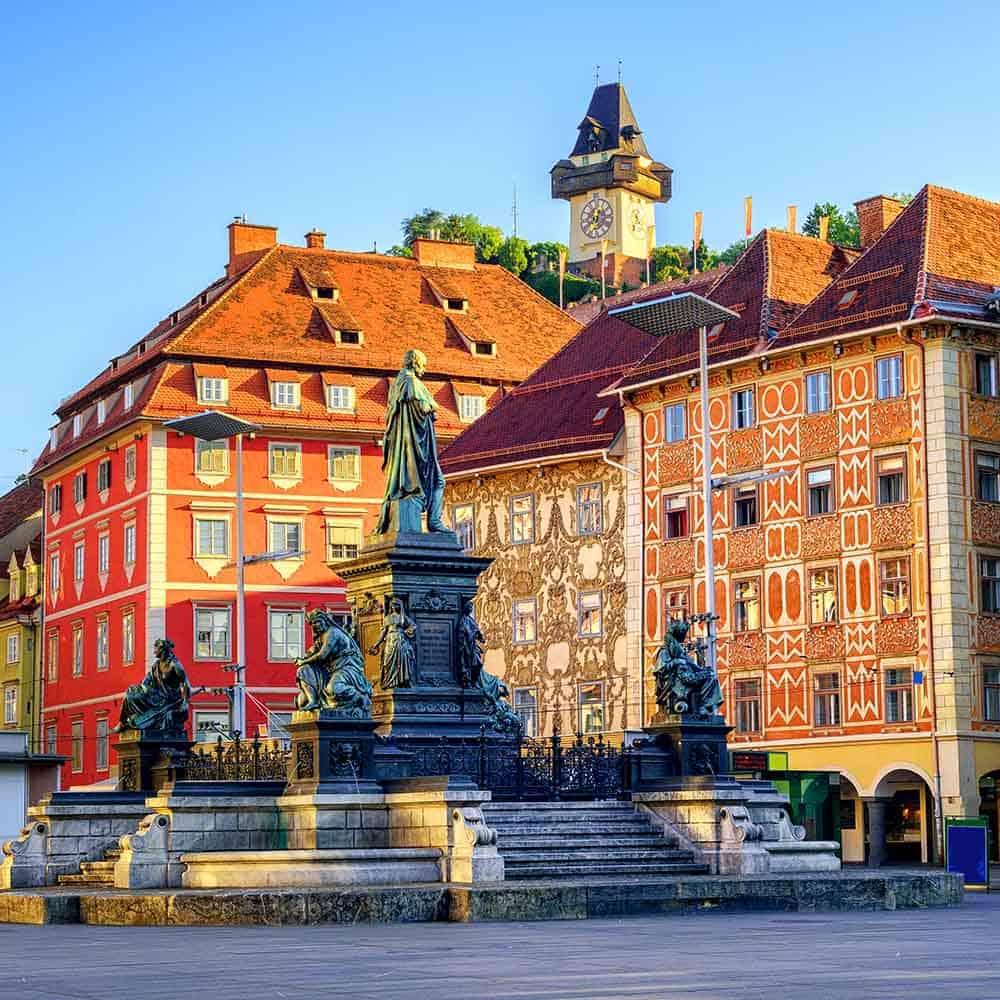 Teambuilding mit der City-Challenge in Graz