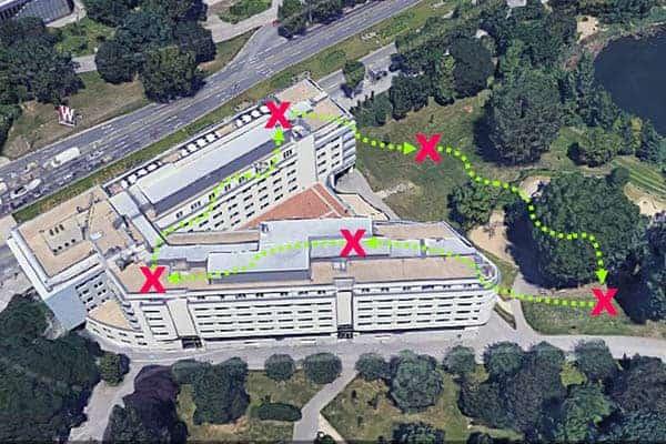 Team-Challenge als Teambuilding beim ARCOTEL Kaiserwasser Wien