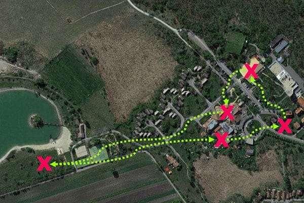 Team-Challenge als Teambuilding beim Vila Vita Pannonia