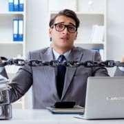 Manager ist handlungsunfähig durch agile Methoden