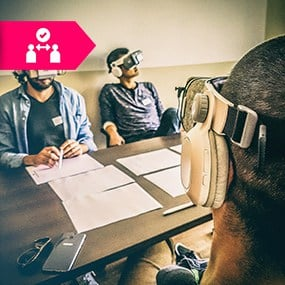 TeamVR Covid-19-Safe als Teambuilding für innovative Unternehmen