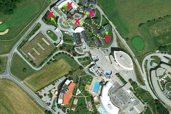 Team-Challenge als Teambuilding beim Allegria Resort Stegersbach