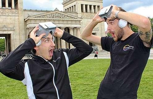 Österreichisches Unternehmen bringt Virtual Reality Teambuilding nach Deutschland