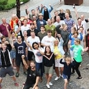 LA VILLA am Starnberger See macht Teambuilding mit teamazing