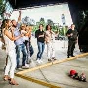 Mario Kart Battle als Finale beim Teambuilding