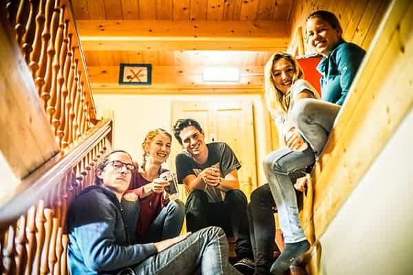 Teamfoto bei der heurigen Weihnachtsfeier