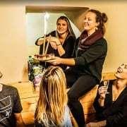 teamazing Weihnachtsfeier im Pusterwald 2018