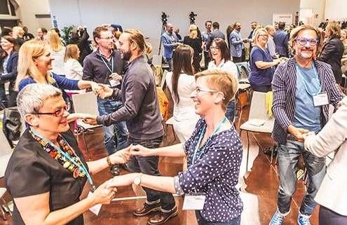Corporate Culture Jam 2019 Event