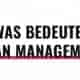 Was bedeutet Lean Management?