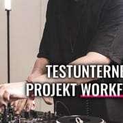 Testunternehmen für Projekt WORKFLOWMUSIC gesucht