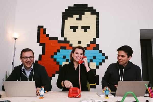 Das Team von goood mobile