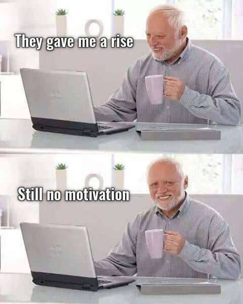 Geld schafft keine Motivation