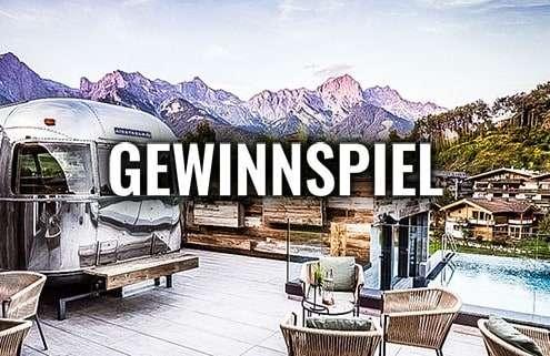 Gewinnspiel fürs Hotel Sepp