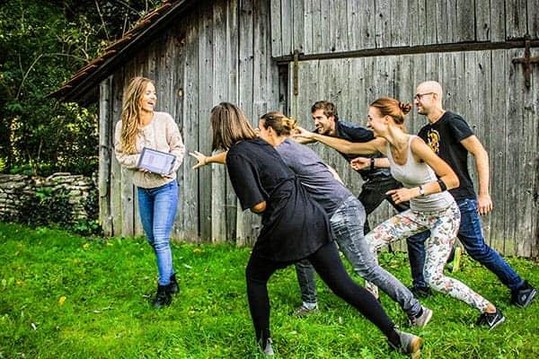 Beat The Heart: Teambuilding mit Pulsuhren