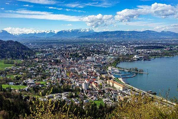 Teambuilding mit der City-Challenge Bregenz