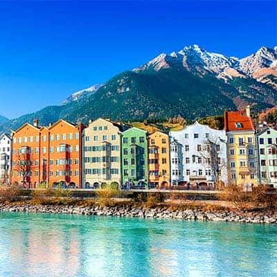 Teambuilding mit der City-Challenge Innsbruck