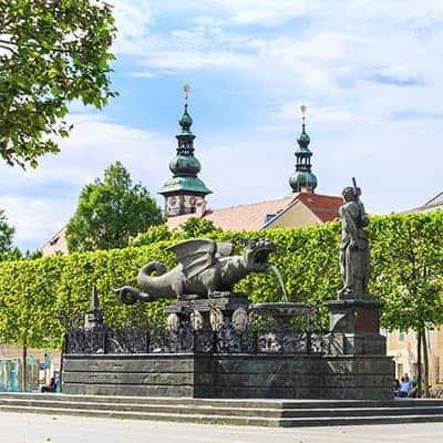 Teambuilding City-Challenge Klagenfurt