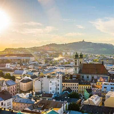 Teambuilding mit der City-Challenge Linz
