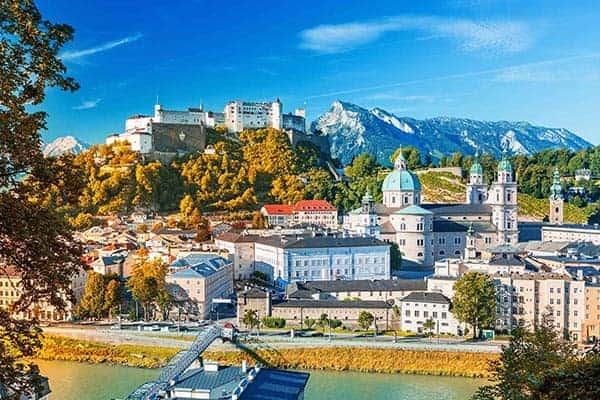 Teambuilding mit der City-Challenge in Salzburg
