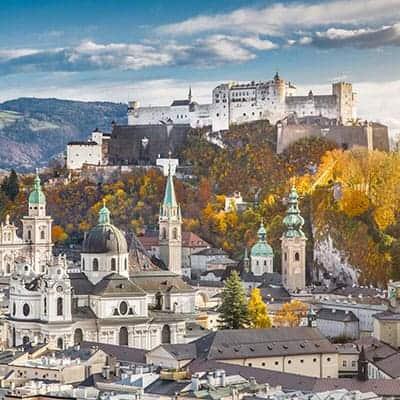 Teambuilding City-Challenge Salzburg