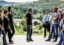 Teamskills trainieren mit der City-Challenge Klagenfurt