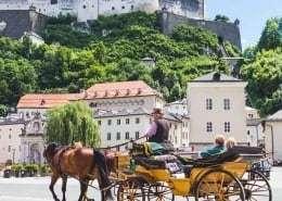 Action & Spaß City-Challenge in Salzburg