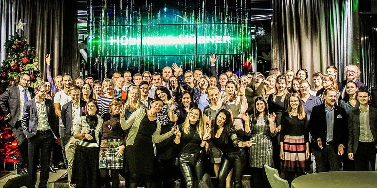 Hübner & Hübner Weihnachtsfeier & Strategieworkshop