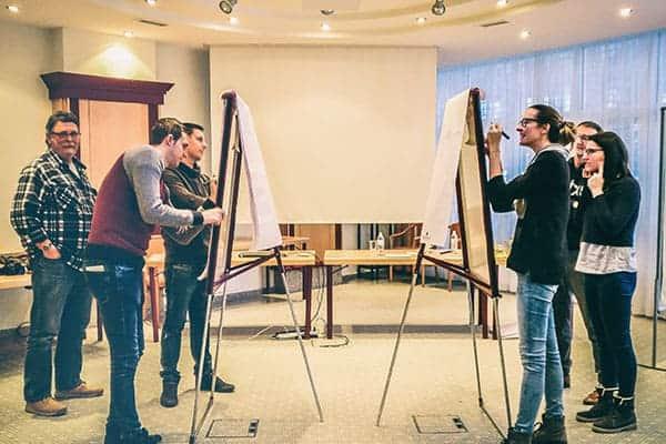 Workshop Orientierung schaffen