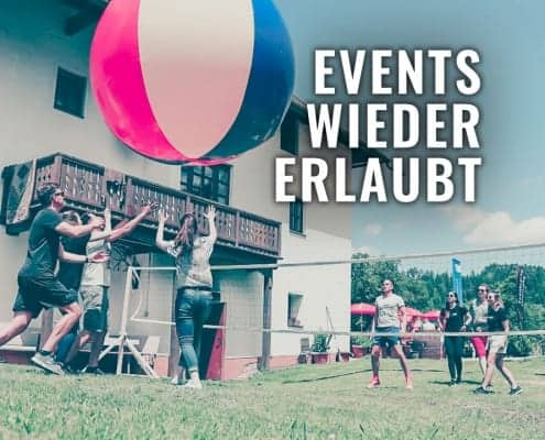 Events in Österreich wieder erlaubt