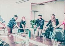 Teambuilding nach Corona für foobar Agency