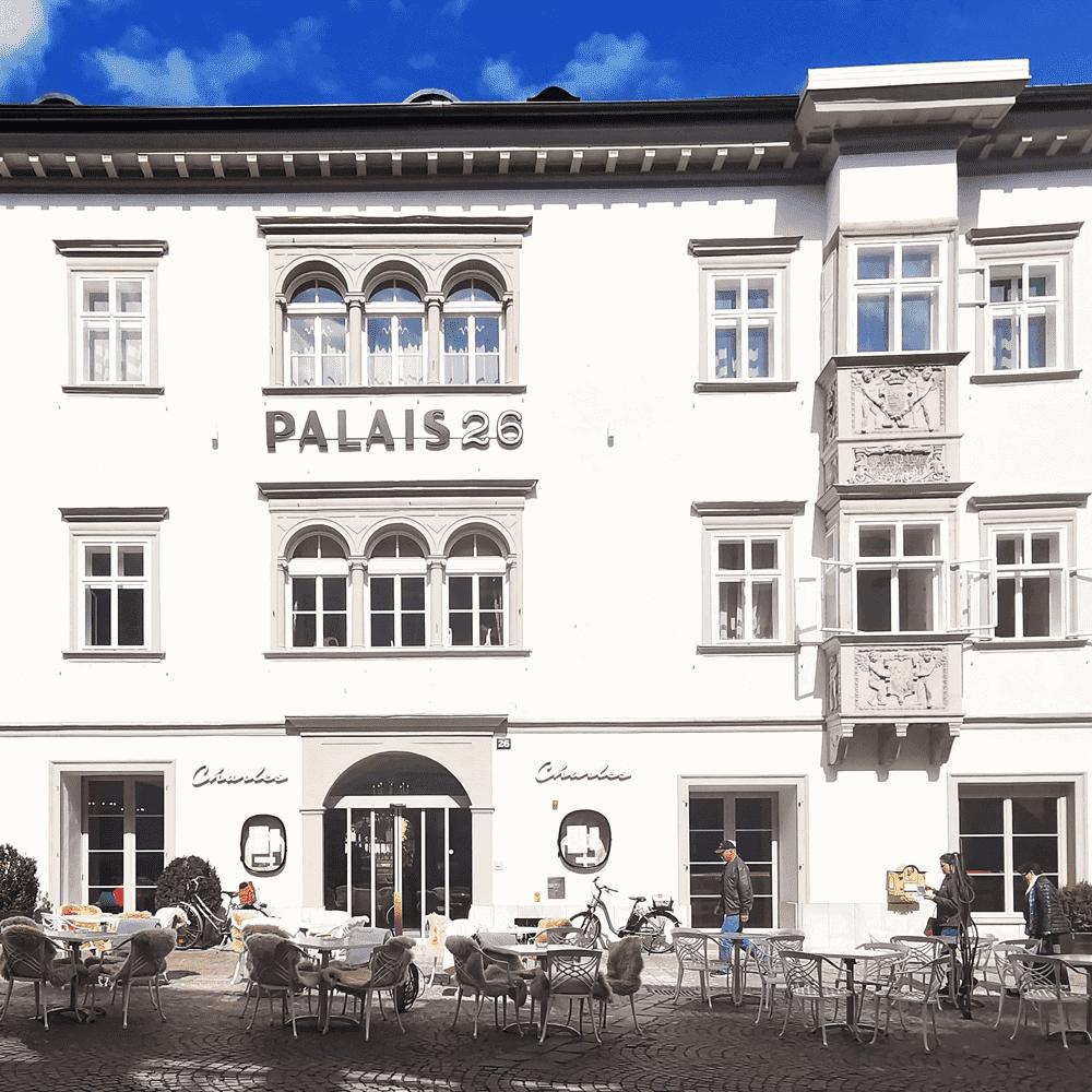 Hotel Palais26 in Villach