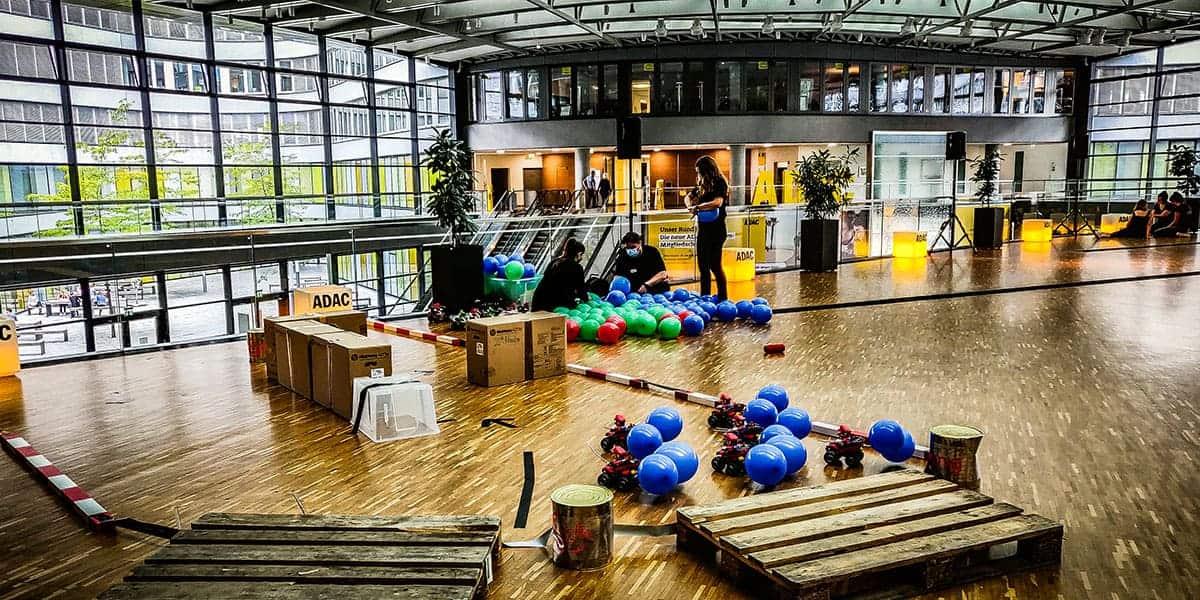 Veranstaltungsort für Corona-sichere Teamevents