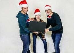 Package Virtuelle Weihnachtsfeier