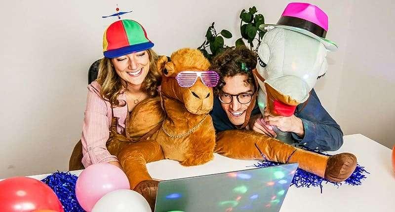 Online Fasching feiern | Virtuelle Faschingsparty