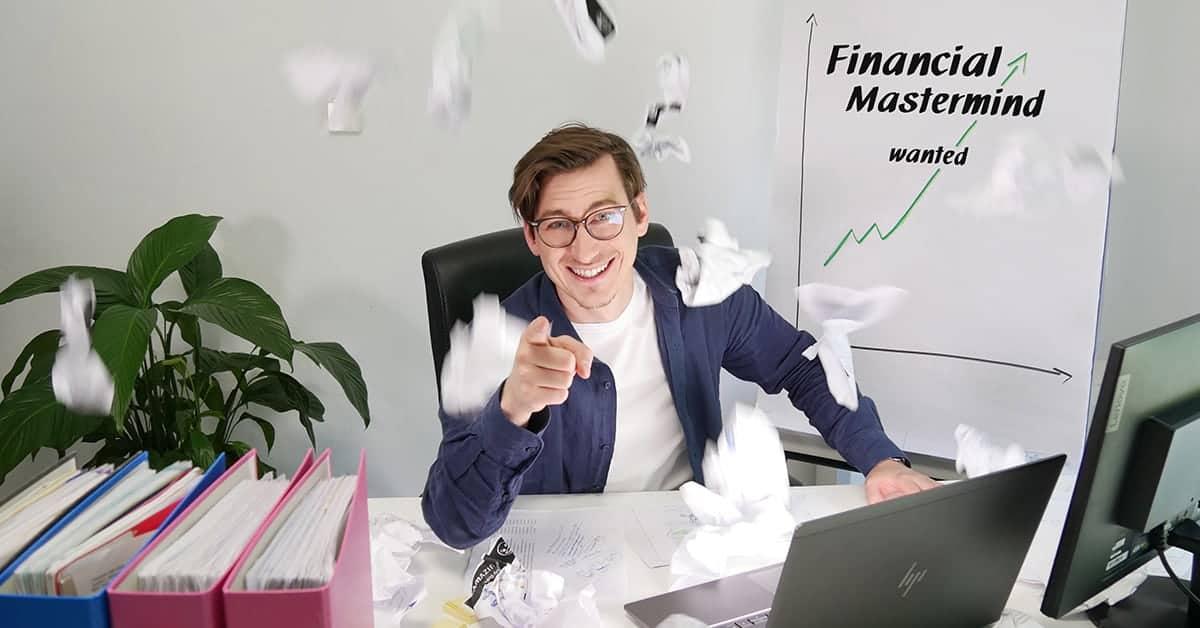 Financial Mastermind wanted - Jobausschreibung